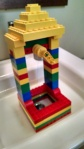 Duplo wishing well simple machine pulley