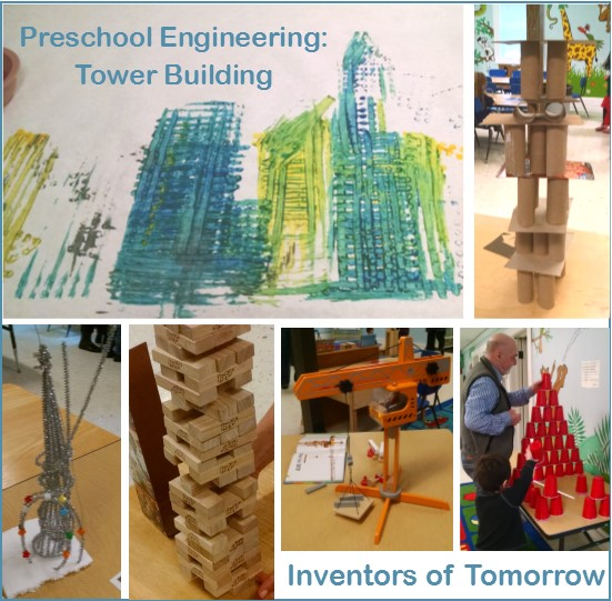 STEM activities for preschoolers