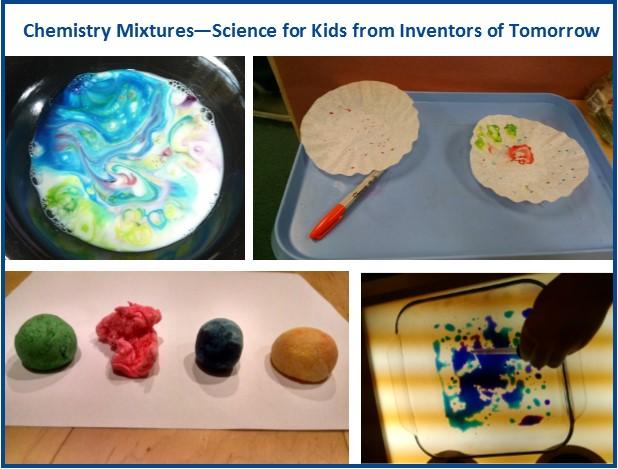 chemistry-mixtures