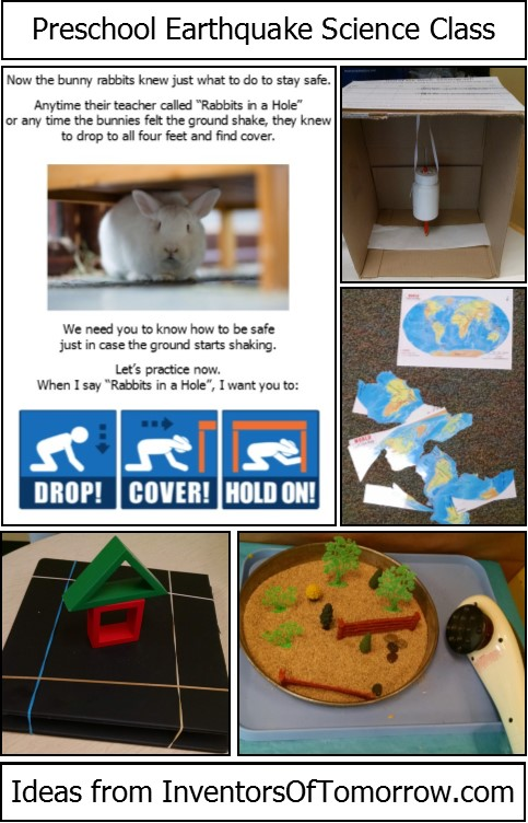 Earth And Earthquake Science For Kids Inventors Of Tomorrow