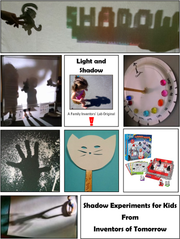 photos of kids' science activities