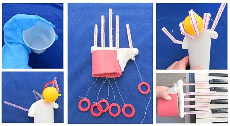 Build A Cardboard Finger Inventors Of Tomorrow