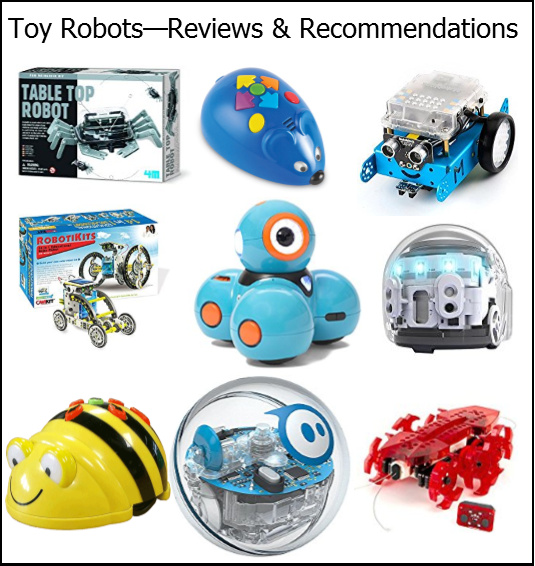 Toy Robot Reviews