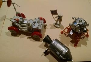 Lunar Rover Toy