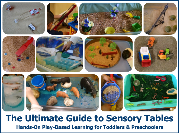 Super Ultimate Guide To Sensory Tables Inventors Of Tomorrow Download Free Architecture Designs Momecebritishbridgeorg